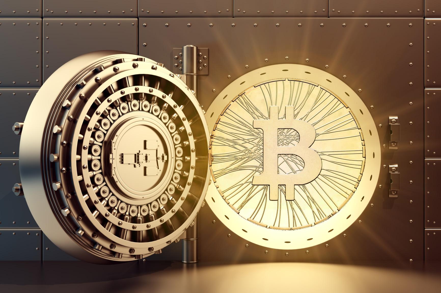 coffre bitcoin