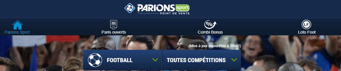 Parions Sport
