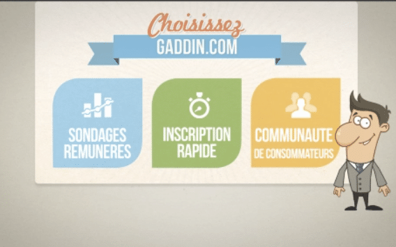 gagner de l'argent gaddin