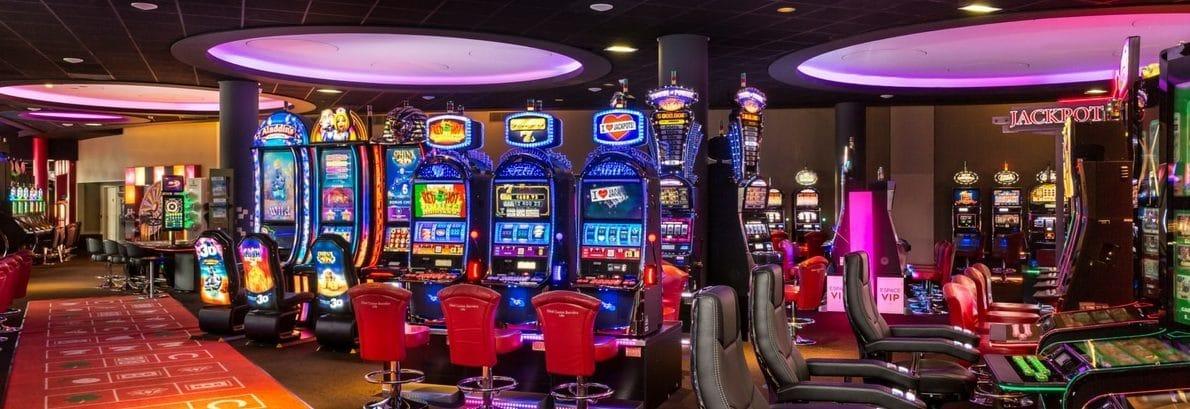 Les jeux de casinos