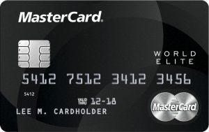 Les cartes Classic Mastercard et Elite Mastercard de chez Fortunéo