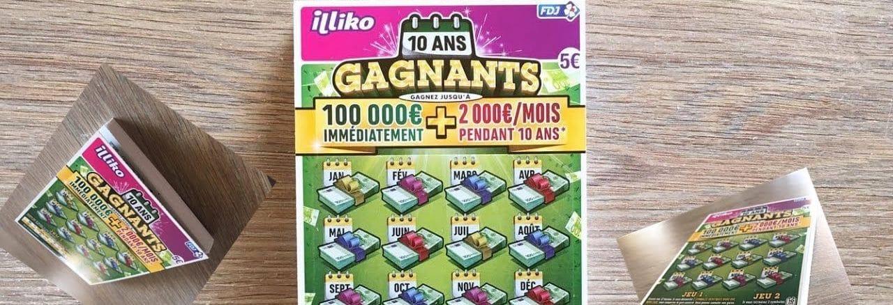 10 ans gagnant Illiko