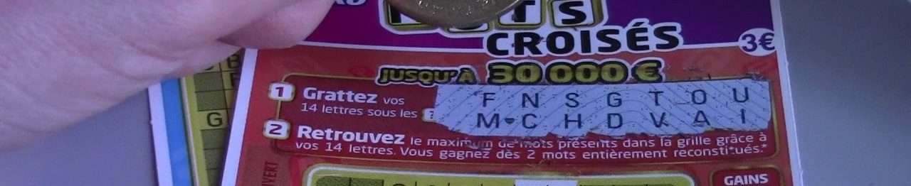 Mini Mots Croisés fdj