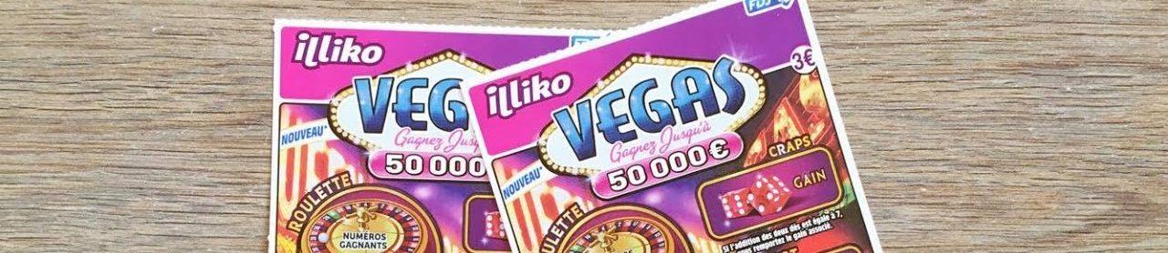 Vegas jeux