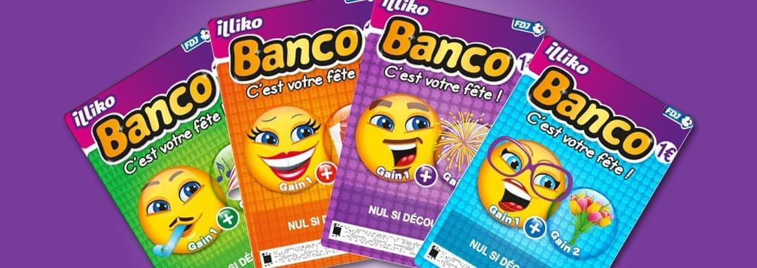 jeu Banco