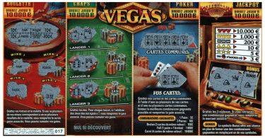 Jeux a gratter vegas jackpot bonus