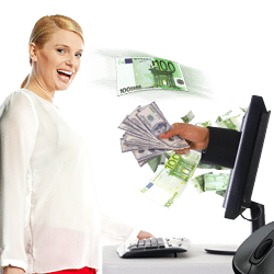 Comment gagner de l'argent en utilisant l'internet - image