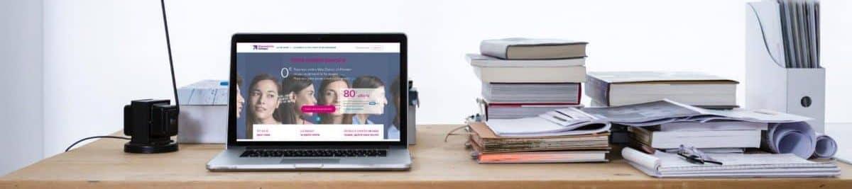 banque en ligne Boursorama - image