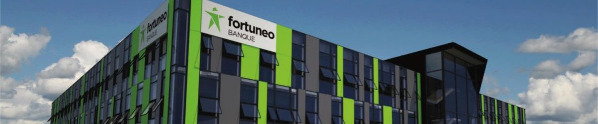 Banque en ligne Fortuneo - image