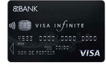 Avis BforBank - carte visa Infinite