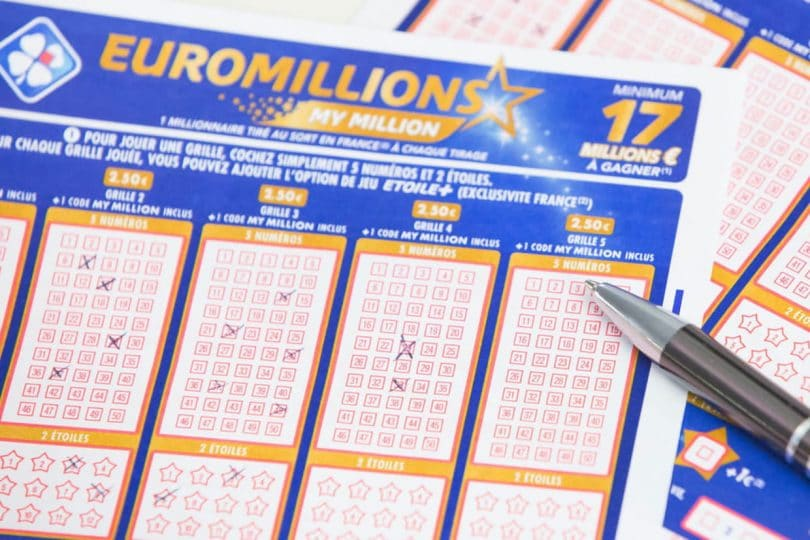 Gagner à Euromillions - image
