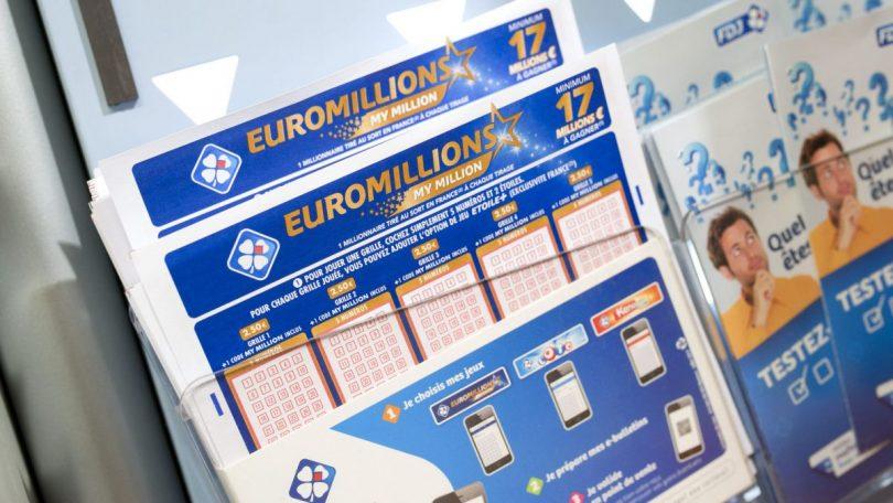 Jeu Euromillions