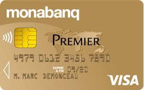 Carte Visa Premier