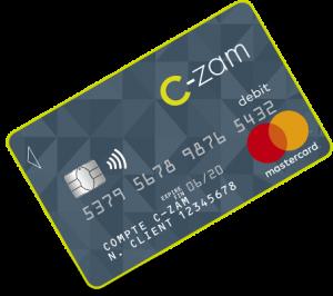 La carte Czam - image