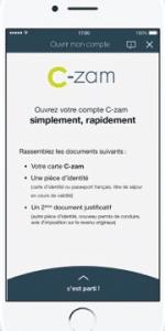 Application mobile czam - image