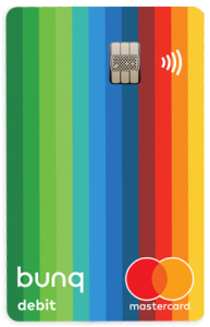 carte mastercard bunq - image