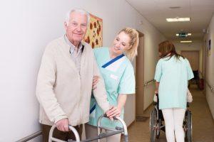 Les résidences médicalisées pour personnes âgées dépendantes (Ehpad)