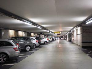 Fonctionnement de l'investissement en Parking