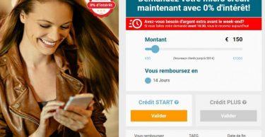 Présentation de Cashper France un spécialiste du micro-crédit