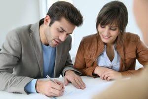 comptes et crédits bancaires: compte en commun: