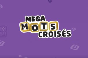 Méga Mots Croisés, jeux de grattage FDJ